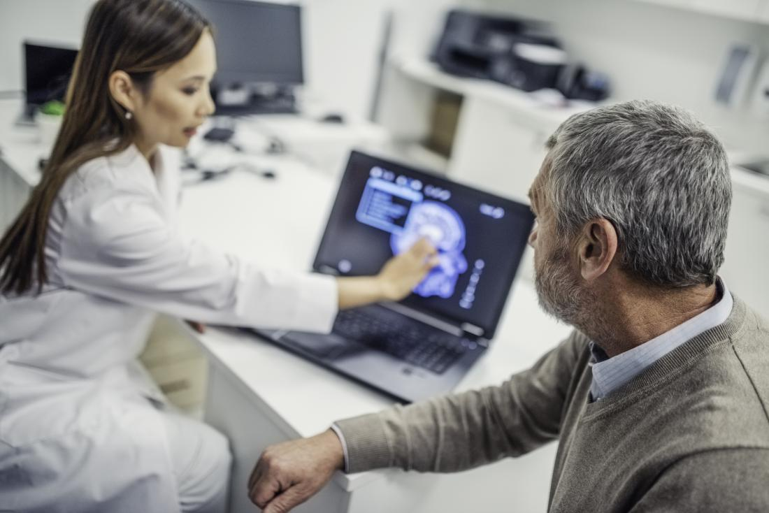 MS: Iron levels in brain 'predict disability'