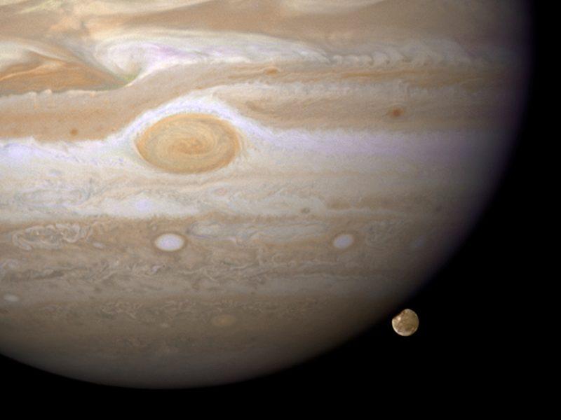 Ten New Moons Discovered Around Jupiter